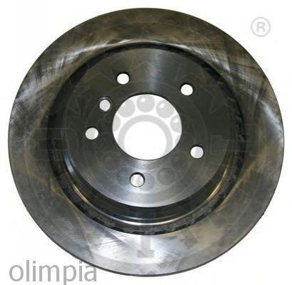 Package #2 plus for non-competition package e46 m3 - 2 front blank stoptech rotors 325x28mm